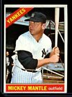 Comprehensive Guide to 1960s Mickey Mantle Cards 154