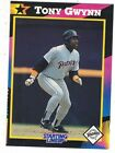1992 Kenner Starting Lineup Tony Gwynn San Diego Padres (Card Only)