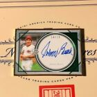 JOHNNY BENCH 2018 Topps Transcendent FRAMED AUTO Emerald 15 Autograph Sp