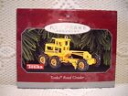 1998 - Tonka Road Grader - Hallmark ornament