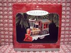 1998 - Tin Locomotive - Hallmark ornament