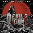 DEVIL'S GUN SING FOR THE CHAOS 10tracks Album Music CDs Japan