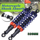 Pair 320mm Motorcycle Shock Absorber Universal Fit for Most HONDA Motor