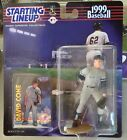 David Cone New York Yankees Starting Lineup Sports Superstar Collectibles 1999