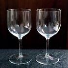 Riedel Sommeliers White Wine or Water Goblet 65 6 1 2 Inches Set of 2 Glasses
