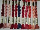 DMC Pearl Cotton Embroidery Thread Size 3 - You choose color - 48 colors