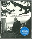 NEW Sealed BLU Ray WILD STRAWBERRIES Criterion 139 Ingmar Bergman