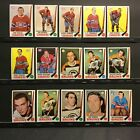 1969-70 Topps Hockey Lot of 96 Different Cards (73% of set) See Images! Sku#16