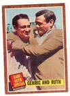 Lou Gehrig Cards, Rookie Cards, and Memorabilia Guide 34