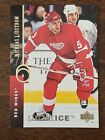 Nicklas Lidstrom Rookie Cards and Collecting Guide 10