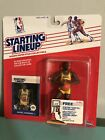 1988 Starting Lineup Magic Johnson Los Angeles Lakers Michigan State Slam Dunk