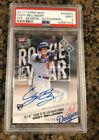 2017 Topps Now Rookie of The Year ROY CODY BELLINGER PSA AUTO RC #OS65A SP # 99