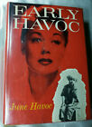 EARLY HAVOC by JUNE HAVOC 1959 1st Ed Hardcover Cinema Autobiography Signed