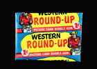 1956 Topps Round-Up Trading Cards 13