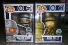FUNKO POP MLB KING FELIX HERNANDEZ GOLD 32 NELSON CRUZ SILVER BOOM STICK 23