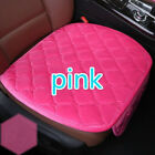 Us 3d Deluxe Plush Car Seat Cover Front Seat Chair Cushion Protector Universal