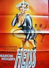 MARILYN MONROE + SOME LIKE IT HOT + TONY CURTIS + BILLY WILDER + GERMAN 1 SH +