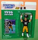 1996 KEVIN GREENE sole Pittsburgh Steelers NM Rookie * FREE s/h* Starting Lineup