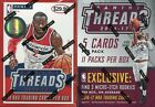 2014-15 Panini Threads and 2016-17 Panini Threads NBA Basketball - 2 box lot