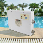 9KW Digital Electric Water Heater Thermostat for Swim Pool SPA Massage 220V