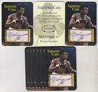 Muhammad Ali Boxing Cards and Autographed Memorabilia Guide 26