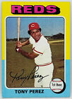 Tony Perez Cards, Rookie Card and Autographed Memorabilia Guide 11