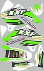 Graphics for 2006-2008 Kawasaki KX450f KX 450f Decal fender shrouds