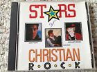 Stars of Christian Rock Vtg CD 1990 Mastedon Rick Cua Liaison White Heart Rare