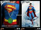 Exclusive Hot Toy Superman Movie 1 6 12Action Figure Christopher Reeve Sideshow