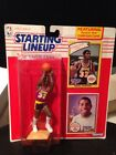1990 Magic Johnson #32 Starting Lineup With Rookie Card Mint Lakers
