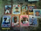 1990 KING B KIRBY PUCKETT + 8 ODDBALL W/STARTING LINEUP CARD