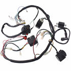 CDI Full Electrics Wiring Harness Wire Loom For ATV QUAD CG150 200 250CC Stator