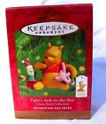 Hallmark Ornament 2000-Piglet's Jack -In-The-Box-Classic Pooh Collection