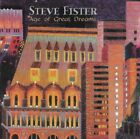STEVE FISTER - Age Of Great Dreams (CD / Stu Hamm  DAMN YANKEES Tommy Aldridge)