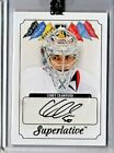 COREY CRAWFORD 13-14 ITG SUPERLATIVE THE FIRST SIX AUTOGRAPH AUTO SP 20