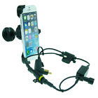High Power Hella DIN Bike Scooter Moped Mirror Mount for iPhone 6S 6 47