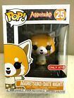 Funko Pop! AGGRETSUKO (Date Night) Target Exclusive # 25 In Hand NEW