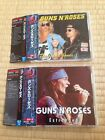 GUNS N' ROSES DUST and BONES ESTRANGED Rare live collector 2 CD set 1991 OBIs