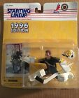 Tom BARRASSO 1996 Starting Lineup Action Figure PENGUINS EX Condition
