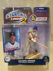HASBRO 2001 BASEBALL - Dodgers SHAWN GREEN STARTING LINEUP 2