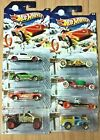 HOT WHEELS 2013 HOLIDAY CARS SET OF 8 RODGER DODGER85 CAMARO IROC Z LK
