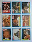 1985 Topps Rocky IV Trading Cards 14