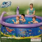 Bestway H2O GO Octo Spray Inflatable Kids Pool + Future DISCOUNT