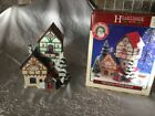Hearthside Lemax Christmas Village Inn House Christmas Lighted 1995