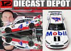 KEVIN HARVICK 2018 MOBIL ONE 1 24 SCALE ACTION NASCAR DIECAST