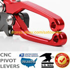 CLUTCH BRAKE LEVERS FOR HONDA CRF125 230F CR125 250R CRF150/250/450R/X PIVOT US