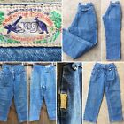 Vintage Jag Jeans High Waist 80s 1980s Tapered Leg 27 Waist Mom Jeans