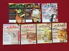 Lot of 7 CardMaker Magazines 06 08 Handcrafted Greetings By PaperWorks