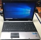 HP ProBook 6550b i5 128GB SSD 4GB RAM DVD 156 Win 10 Pro Webcam NEW BATTERY