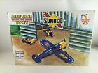 SPEC CAST - SUNOCO - 1929 TRAVEL AIR MODEL R AIRPLANE BANK #40011